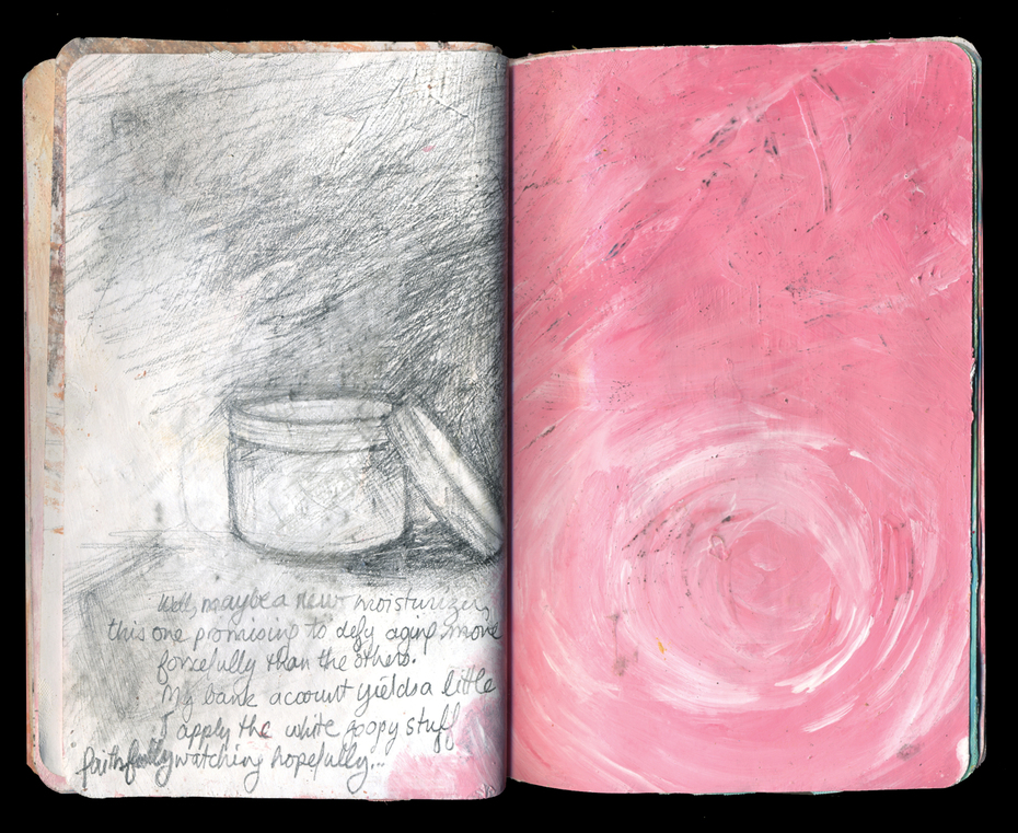 Arlene Havrot-Landry Sketchbook 11