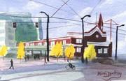 king street station, Seattle