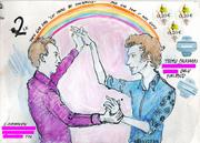 Andrew Scott & Ben Whishaw for a friend