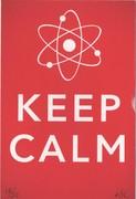 Keep Calm 18/20 by Keith Chambers