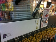 LPG at Kinokuniya Bookstore