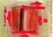 GV, 6 universes, Rothko's universe meets Rauschenberg