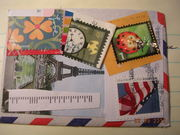 ATC Swap with a postagl theme
