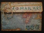 Sept 2012 Mail Art swap