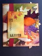 Autumn Leaves Envelope