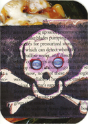 Artist Trading Card by C.Z. Lovecraft