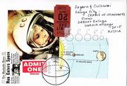 Cradle of Cosmonaut - Mail Art Call