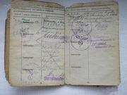 ww2 1939-42n-Passport-Visa Papers-the-original-nazi-soldbuch-216d