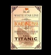 ssTitanic-boarding pass