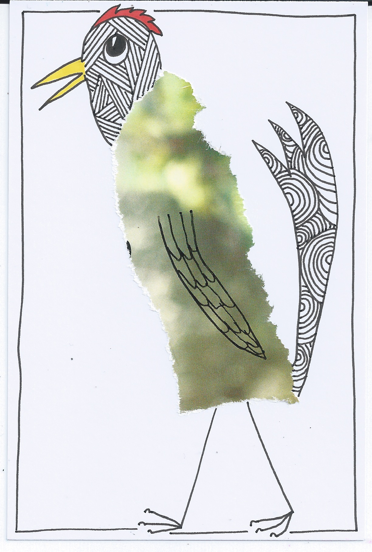 286/365.2 bird leans in