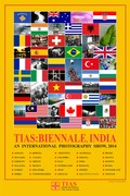 POSTER of TIAS:BIENNALE,INDIA