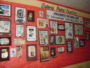 4° arte postal no Bar do Nélio