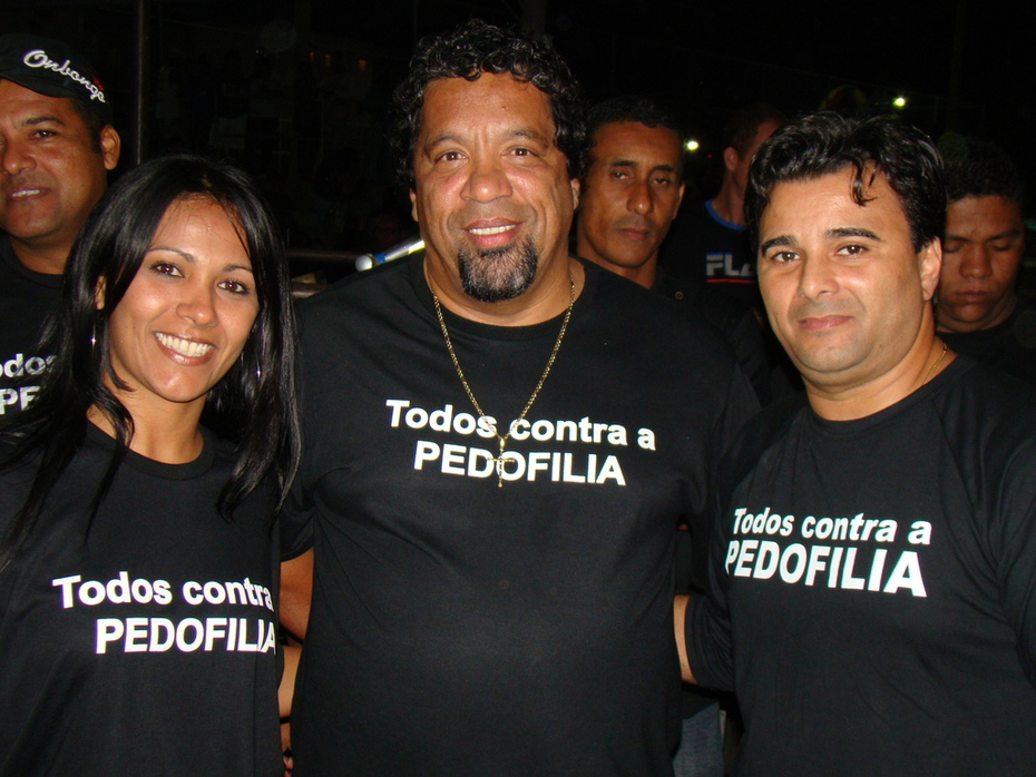 Combate a Pedofilia