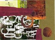 Monoprint Postcard 1