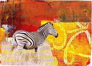 Monoprint Postcard 2