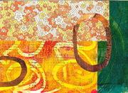 Monoprint Postcard 4