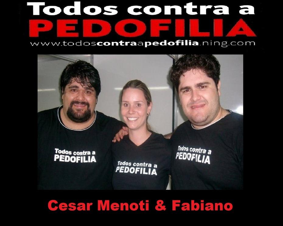 # cesar menoti e fabiano #banner