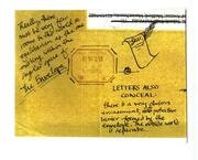 Send Letters Zine pgs