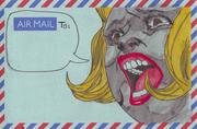 Illustrated envelopes