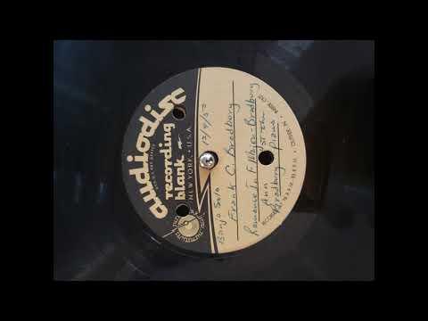 Frank Bradbury - Romance in F Major 12-9-50