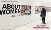 #ABOUT WOMEN  >> INTERNATIONAL MAIL ART PROJECT