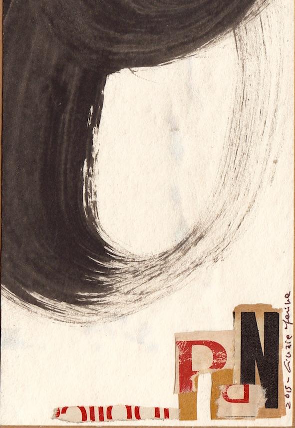 """Cinzia Farina - """"grafie"""""""