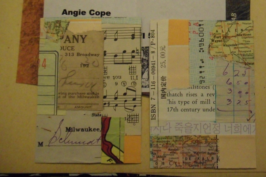 Starter ATC's from Angie Cope