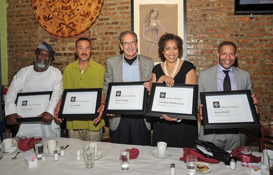 Honoree Dinner-2 Honorees