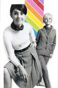 In: Grey fashion and rainbow