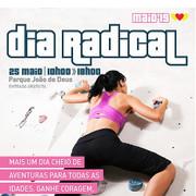 AR LIVRE: Dia Radical