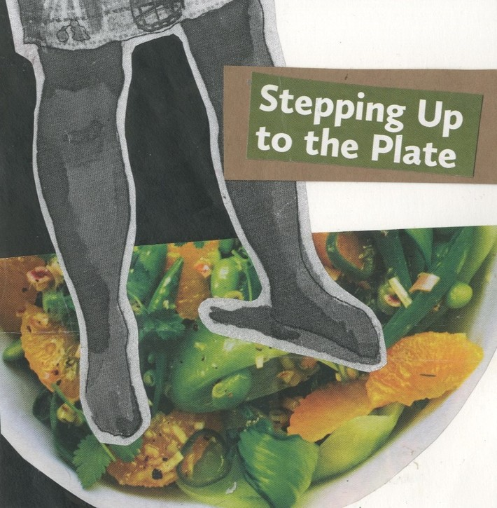 OUT: Stepping Up to the Plate