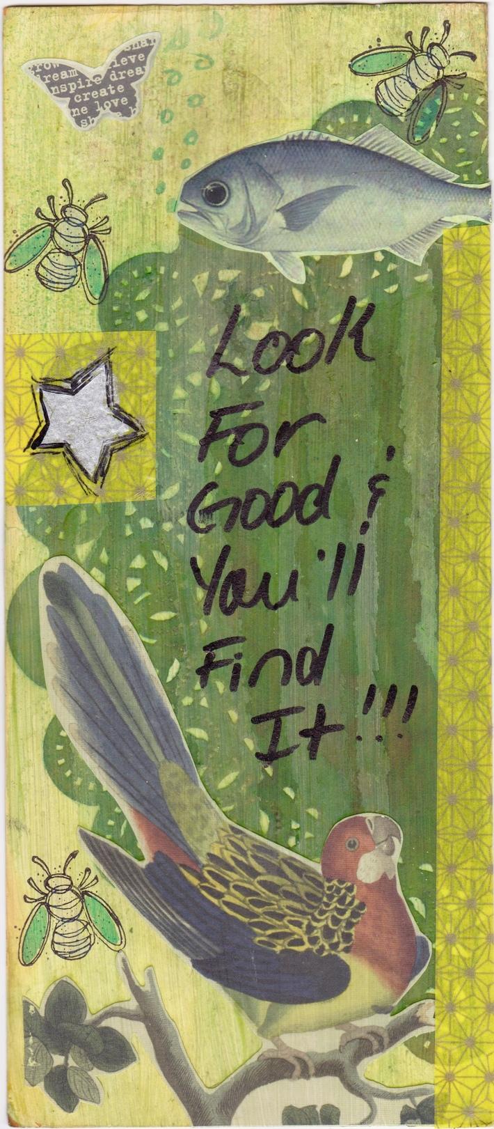 Card from Alana Schlotter I April 16