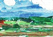 Vibrant landscape from David Schulze