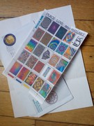 KALIKO Mail Art recieve