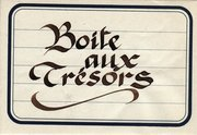 A label treasure from Richard Baudet