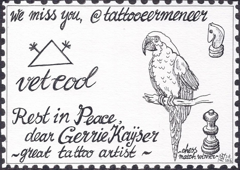 Out: we miss you, Tattooeermeneer
