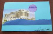 Acropolis from Katerina Nikoltsou