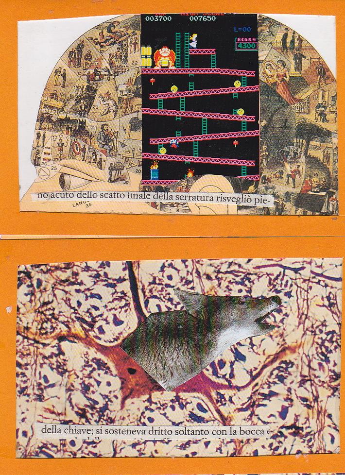 Love postcards to Kafka