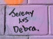 Jeremy LVS Debra