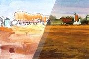 047a - George Pfeifer Dakota Farm