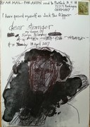 Postcard to a Stranger  from Simon Warren.