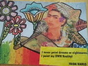 New Frida Kahlo to Laura Urbano