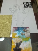 Mail art from Gin and Little Emme