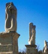 Sleek Statues