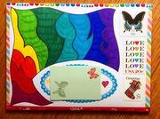 Butterfly Rainbow Envie