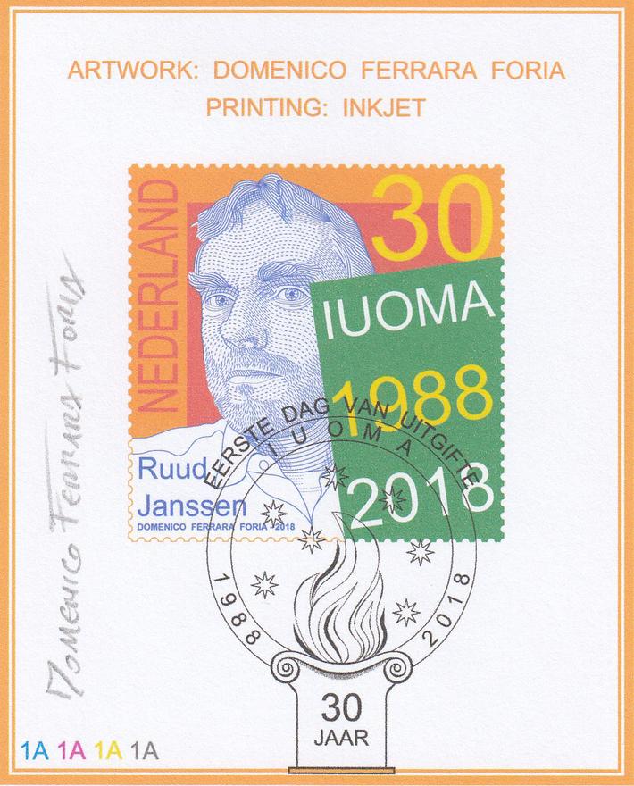 Domenico Ferrara Foria - 30 years IUOMA