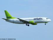 YL-BBR Air Baltic Boeing 737-31S EDDM