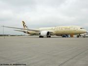 A6-BLE Etihad Airways Boeing 787-9 Dreamliner EDDM