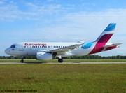 D-AGWO Eurowings Airbus A319-132 EDDM