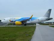 EC-MLE Vueling Airbus A320-232(WL) EDDM